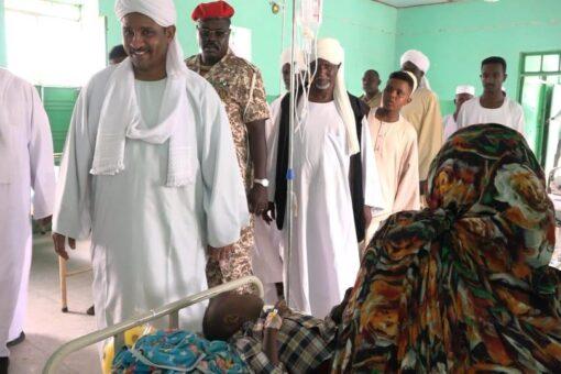 خمسة مليار جنيه لصيانة مستشفى الجزيرةابا