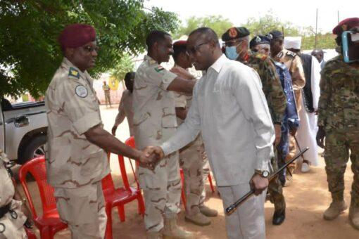 نمر يشيد بمجاهدات القوات المسلحة في تحرير الفشقة