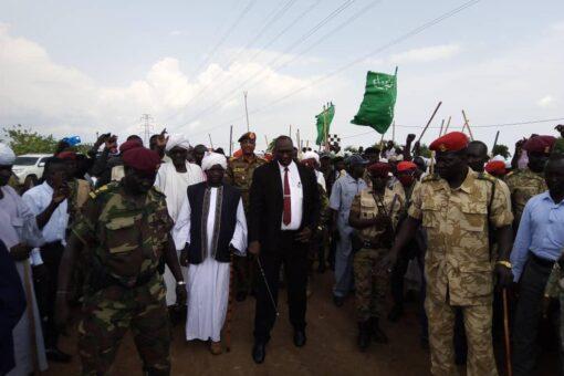 حاكم اقليم النيل الازرق . يعلن العفو العام والمصالحة