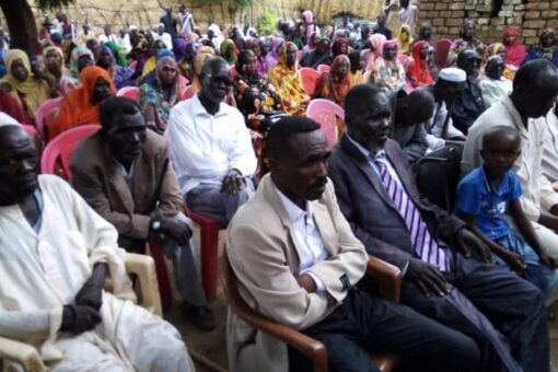 ندوةحول (السودان تحديات الحاضر وآفاق المستقبل) بالدمازين