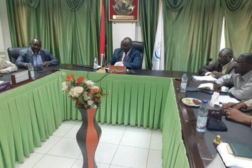 والي غرب دارفور يشيد بدور وكالات الأمم المتحدة لدعم المتضررين