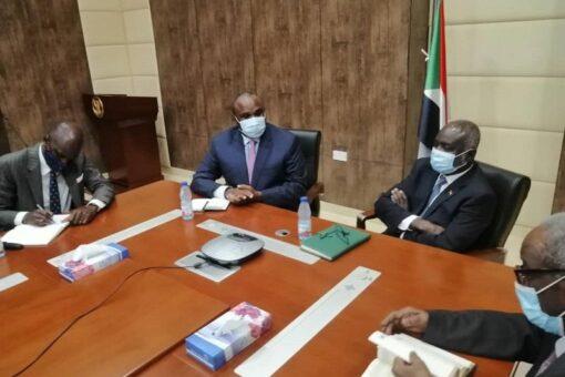 مباحثات لعودة بنك الصادرات والواردات الأفريقي للعمل بالسودان
