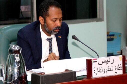 وزير شؤون مجلس الوزراء يترأس إجتماع قطاع الحكم والإدارة