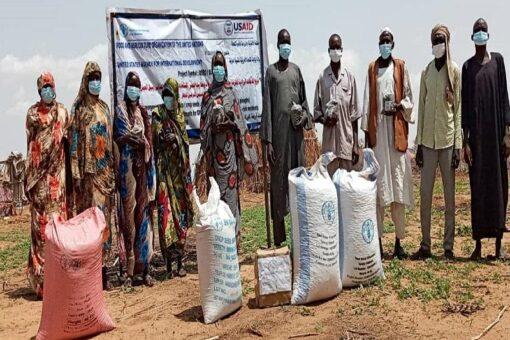 الـفاو تكمل توزيع المدخلات الزراعية الطارئة بجنوب دارفور