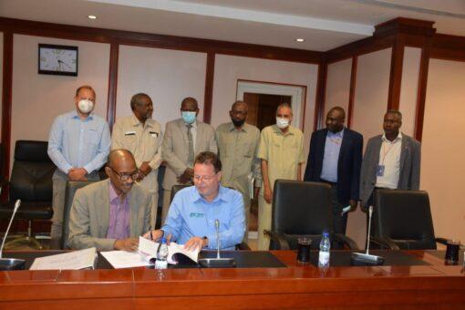 إتفاقية لتأهيل محطة توليد سنار للكهرباء