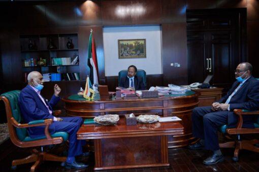 حمدوك يطمئن على استقرار الوضع الأمني في ولاية شرق دارفور