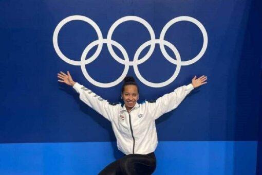 السباحة حنين تبدأ مشوارها غدا بالأولمبياد