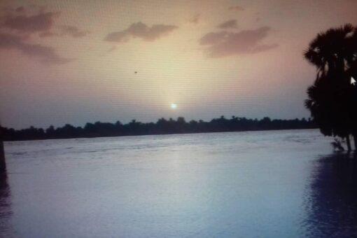 ارتفاع منسوب نهر النيل الرئيسي ونهر عطبرة بمحطة عطبرة