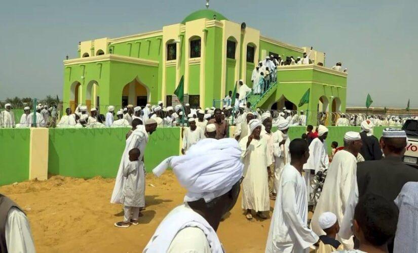 والي النيل الابيض يفتتح مجمع عبدالباقي النمير الديني بربك