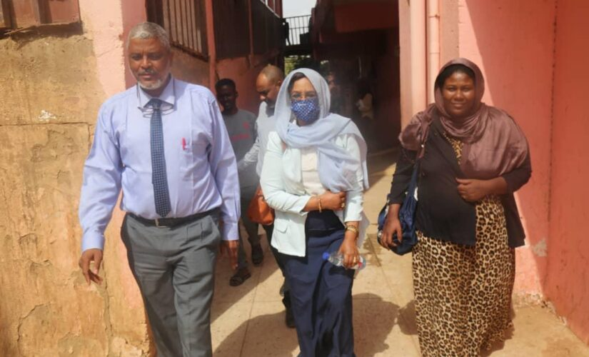 اتفاقية تعاون بين كلية الطب بجامعة السودان ومستشفي حاج المرضي