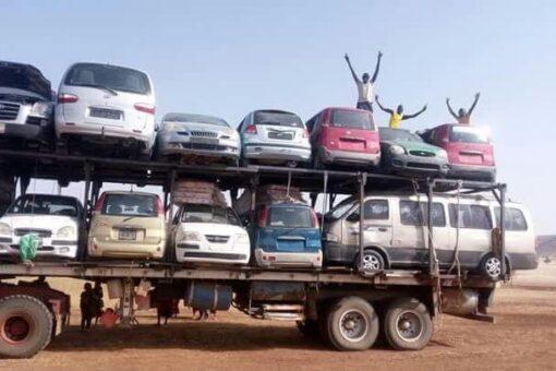 ترتيبات لصهر ( 530) عربة غير مقننة ( بوكو حرام)