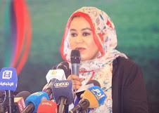 ميرفت حسين : ثقتنا كبيرة في منتخب السيدات