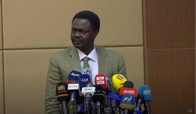 حاكم اقليم دارفور يدعو مكونات دارفور للتحاور والتصالح