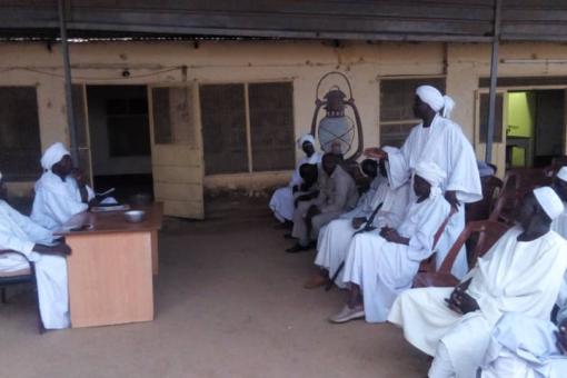 الفيدرالي بشمال دارفور يدعو الى إصلاح الفترة الإنتقالية