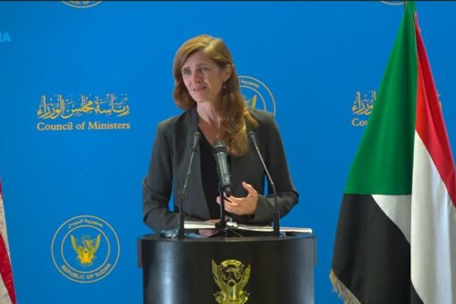 المسئولة الامريكية سامانتا باور:سندعم السودان بكل قوة لاستكمال المعجزة