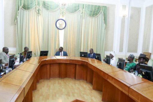 التعايشي يترأس إجتماع مسار دارفور لمتابعة تنفيذ إتفاق السلام