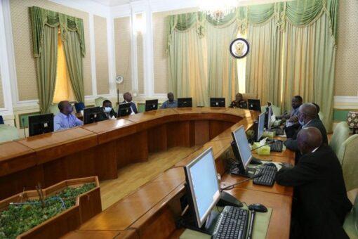 الغالي يرأس اجتماع لجنة الترتيب لاستقبال وتنصيب حاكم إقليم دارفور