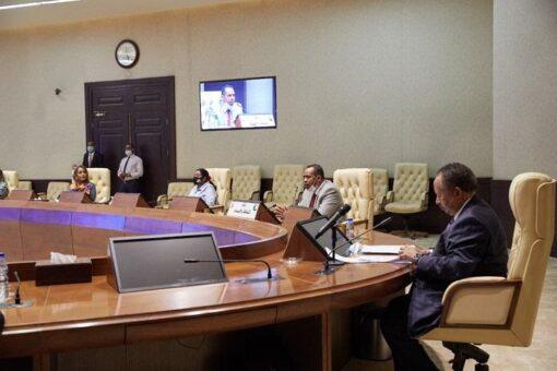 حمدوك: مبادرتي ملْك للشعب السوداني
