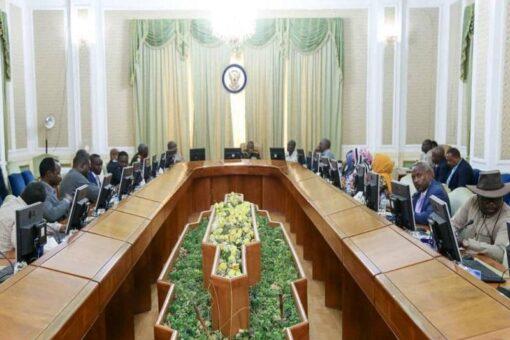 أمين مجلس السيادة يترأس الإجتماع الثالث للجنةتنصيب حاكم إقليم دارفور