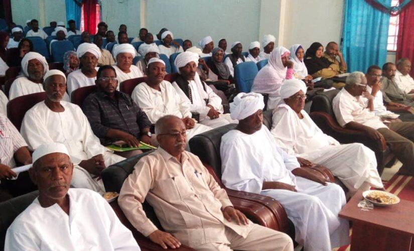 الدامر: انعقاد ورشة نظام الحكم في السودان