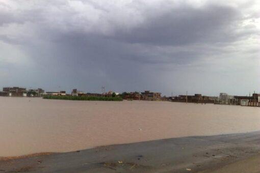 هطول أمطار متفرقة بولاية نهر النيل