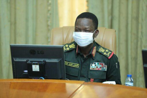 اللجنة العليا لتنفيذ إتفاق السلام تقف على بدء الترتيبات الأمنية