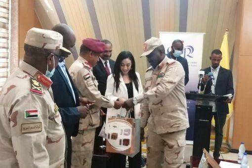قوات الدعم السريع تؤكد التزامها بتقديم نموذج يراعي حقوق الانسان