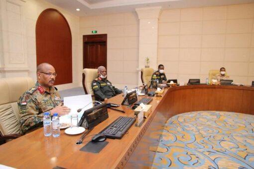 النائب الأول لرئيس مجلس السيادة يترأس إجتماع مجلس الأمن والدفاع