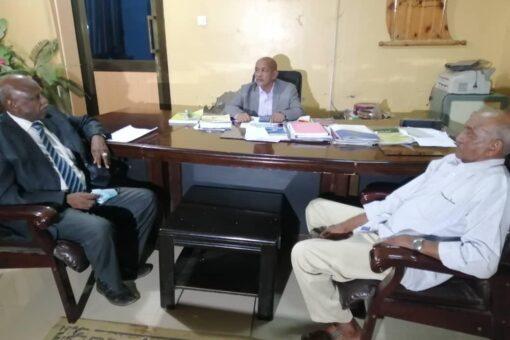 بحث إنعقاد ورش نظام الحكم في السودان بولاية القضارف