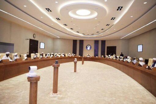 د. حمدوك يلتقي المجلس الأعلى للإدارة الأهلية بشرق السودان