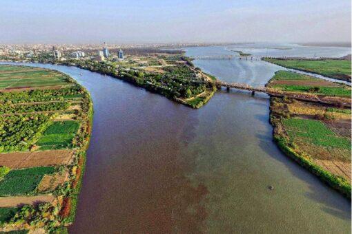 إنخفاض منسوب النيل الرئيسي والعطبرواي
