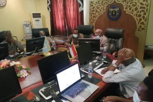 ولاية البحر الأحمر تشيد بمحاور مؤتمر نظام الحكم في السودان