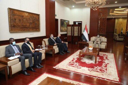 دقلو يؤكد تعاون السودان مع المحكمة الجنائية