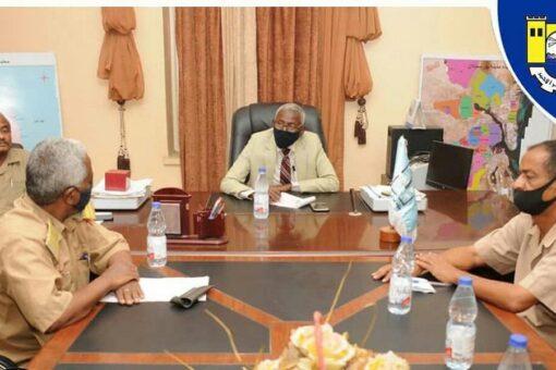 اكتمال الترتيبات بالبحر الاحمر لمؤتمر نظام الحكم في السودان