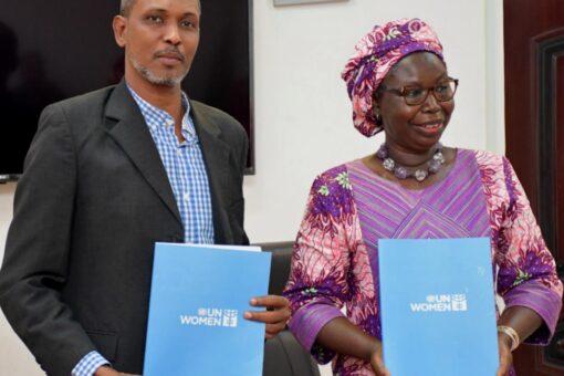 اتفاقية تعاونٍ بين وزارة التنمية الاجتماعيّة وهيئة الأمم المتحدة للمرأة