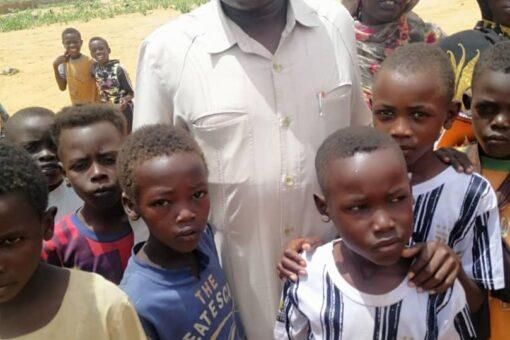 معسكر زمزم بشمال دارفور يستقبل ١٥٠٠نازح جراء احداث محلية طويلة
