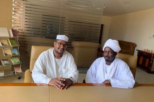 رئيس مجمع الفقه الاسلامي يلتقي مدير التخطيط والتعاون بجدة