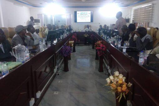 انطلاق ورش ومؤتمرات نظام الحكم بولاية النيل الابيض في 16اغسطس