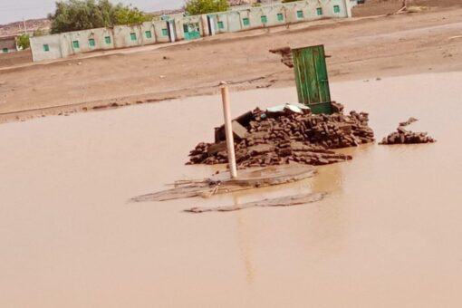 وزارة الصحة بالشمالية تؤكد ضرورة تعزيز الشراكات لدعم المتأثرين بالأمطار