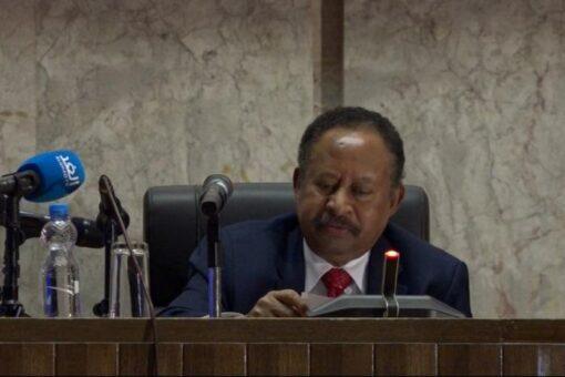 حمدوك يجدد إلتزام الحكومة الانتقالية تجاه قضايا وتحديات الشباب