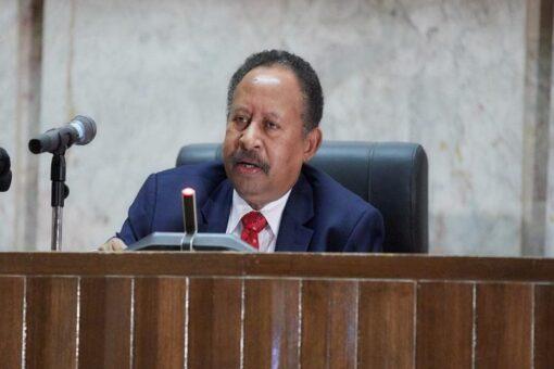 حمدوك يؤكد التواصل مع تعقيدات الملف الإثيوبي