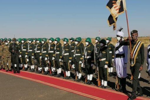 الهجانه تحتفل بالعيد 67 للقوات المسلحة