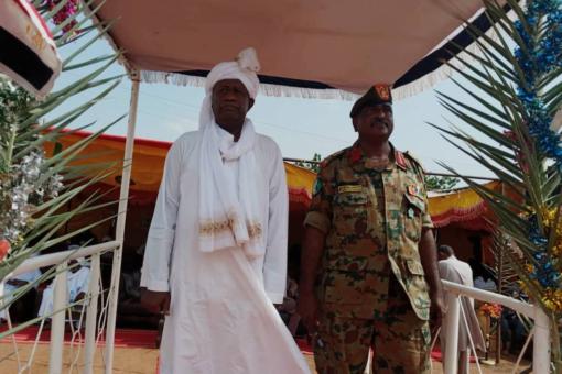 الكنين:الجيش السوداني صمام أمان السودان والمرتكز الأساسي للإستقرار