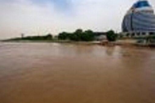 انخفاض منسوب النيل الرئيسي والعطبراوي