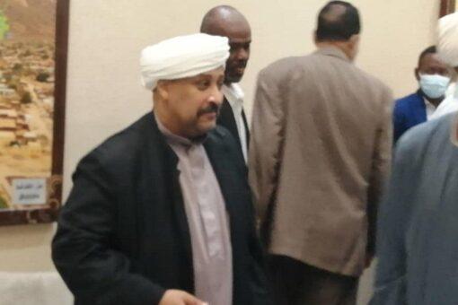 محمد الحسن الميرغني يصل البلاد لطرح مبادرة للوفاق الوطني