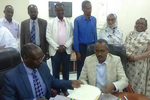 اتفاق للتعاون المشترك بين الصندوق القومي للاسكان وجامعة الزعيم الازهري
