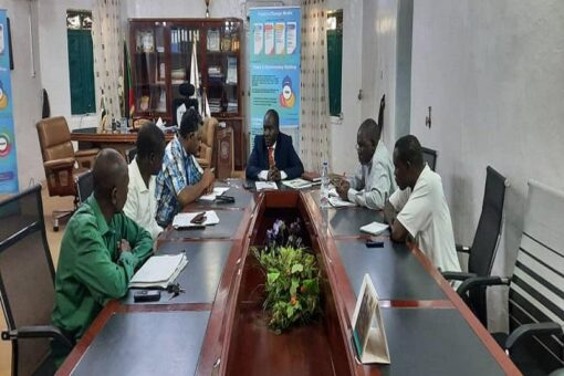 وسط دارفور : اجتماع مشترك للوالي وبعثة اليونتامس ولجنة التفكيك