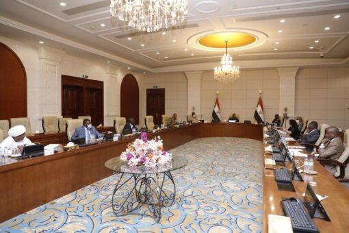 مجلس السيادة الانتقالي يبحث تشكيل مفوضيتي الانتخابات والدستور