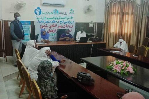 الصحة العالمية بالجزيرة تعلن تميز السودان في التقصي عن الأمراض