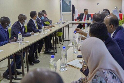 حمدوك:انجاز ما تبقى من سلام جنوب السودان يحتاج لمزيدمن الجهد